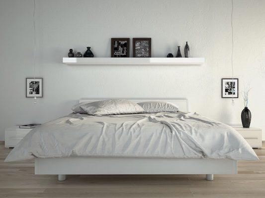Croquis Design - Appartement - Chambre à coucher invités - Mr Olivier
