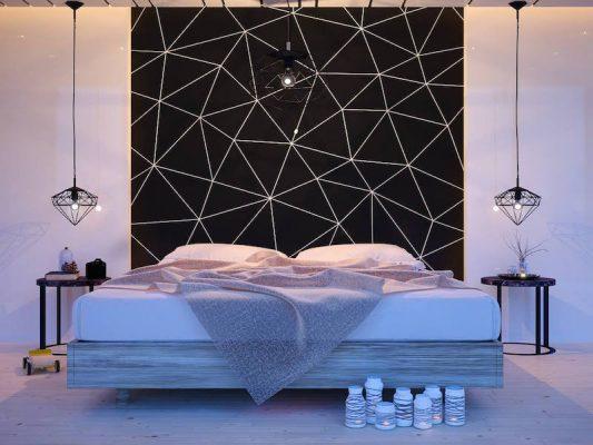 Croquis Design - Appartement - Chambre à coucher - Mme Widad