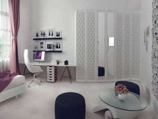 Croquis Design - Appartement - Chambre enfants - Mr Saidi