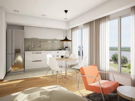 Croquis Design - Appartement - Cuisine - Mr Olivier