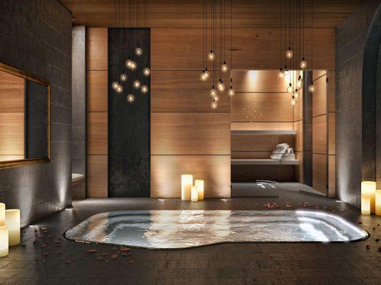 Croquis Design - Appartement - SPA - Mr Oussama