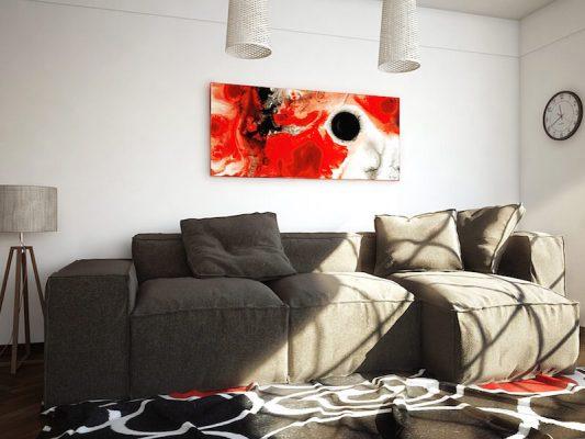 Croquis Design - Appartement - Séjour - Mr Olivier