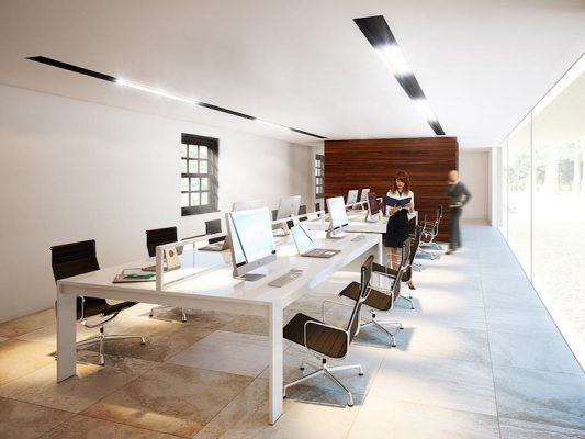 Croquis Design - Bureau - Cabinet d'avocat