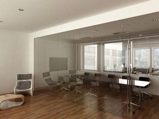 Croquis Design - Bureau - Salle de réunion - Galerie d'art