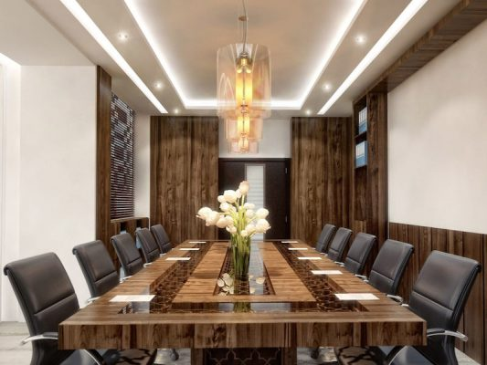 Croquis Design - Bureau - Salle de réunion - Mr Akram