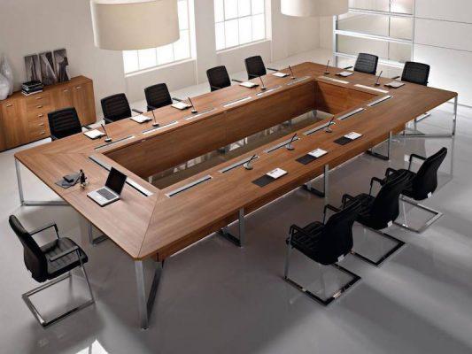 Croquis Design - Bureau - Salle de réunion - Mr Ben Jelloune