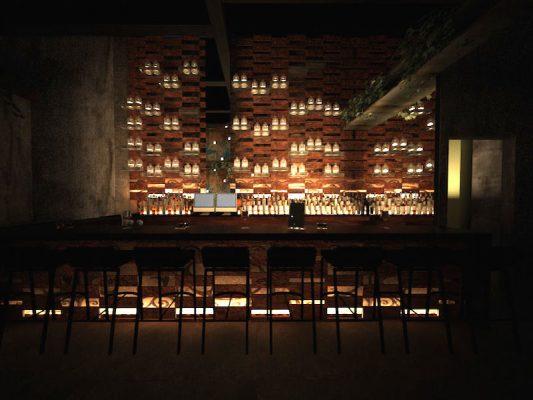 Croquis Design - Night Club - Pachanga - Vue2