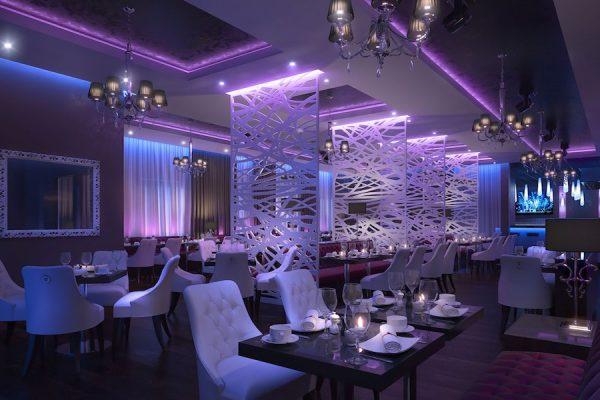 Croquis Design - Restaurant - Mr Alaoui - Vue2
